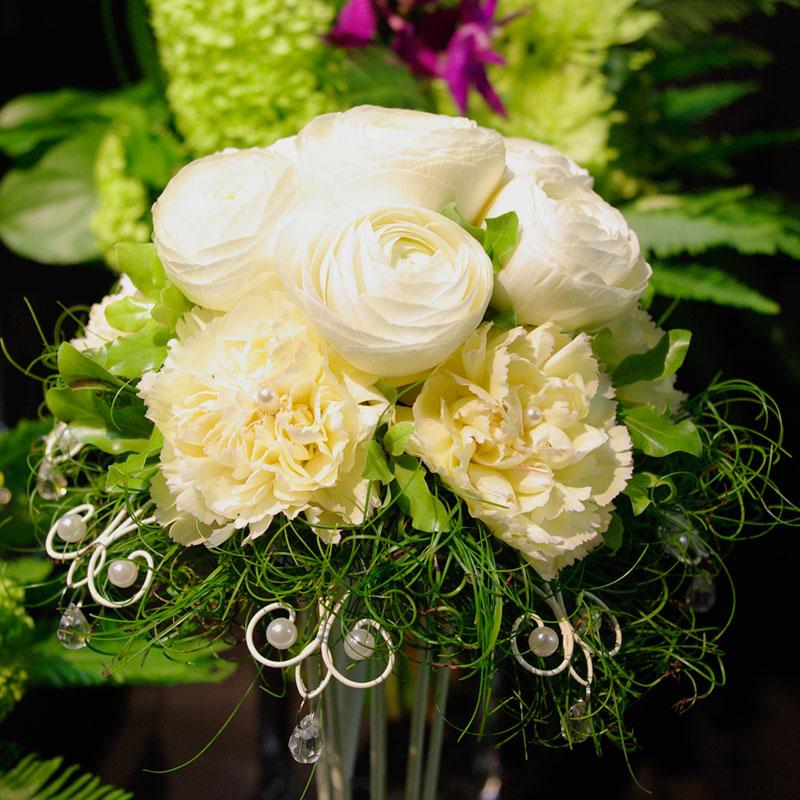 Goanna Claw used in a beautiful bouquet