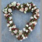 WREATH ~ Designer : Pi Chiu Lin, Wildflowers Australia competition ~ Flowers : serruria, berzelia