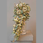 BOUQUET ~ Designer : Tara Lee, Wildflowers Australia competition ~ Flowers : Tetragona nuts, thryptomene